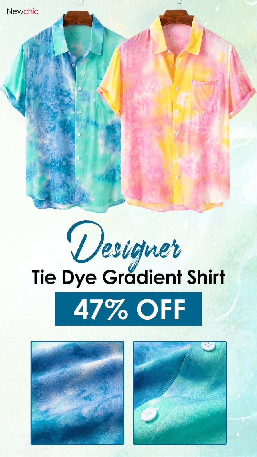 Designer color shirts