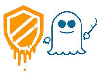 Meltdown Spectre Logos