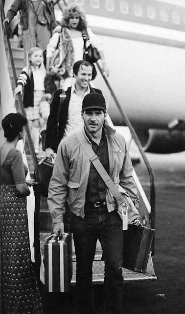Harrison Ford en Sri Lanka
