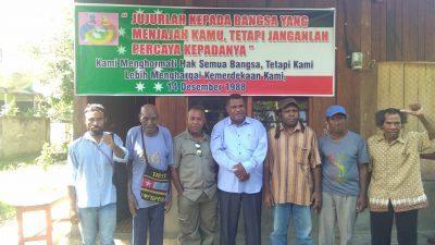 Gelar Syukuran Peringati Proklamasi Negara Melanesia Barat