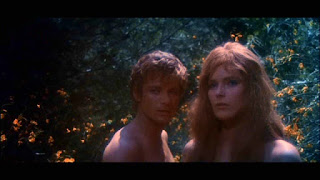 Michael Parks and Ulla Bergryd