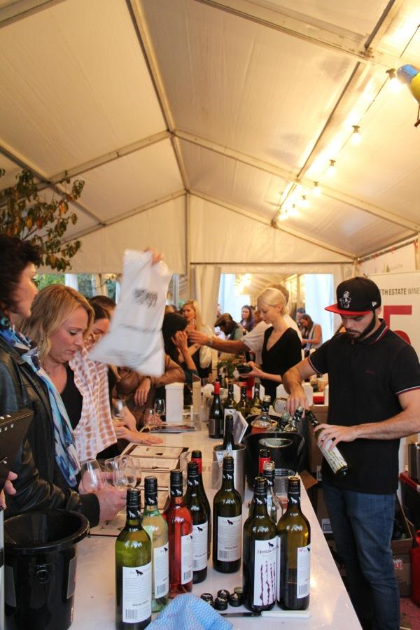 City Wine at the Urban Orchard Perth