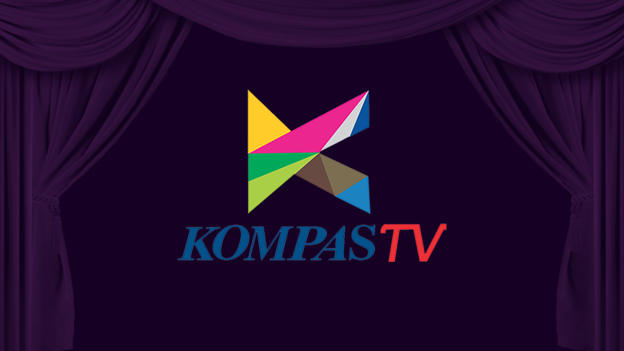 Kompas TV Online Live Streaming HD Gratis Tanpa Buffering di TV Bersama