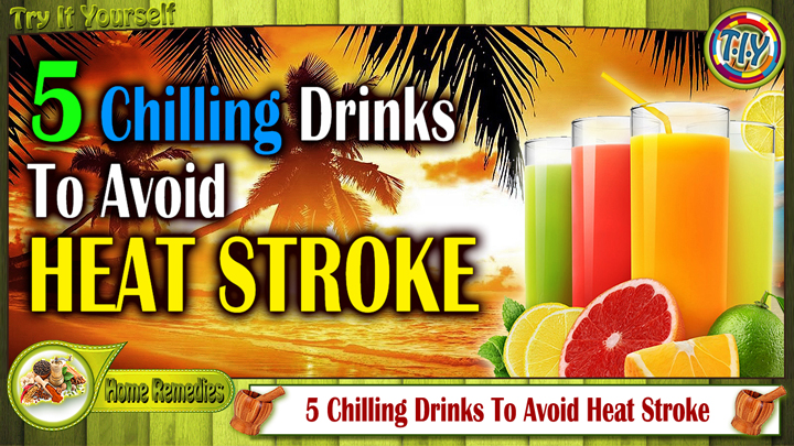 What Is HEAT STROKE And 5 Drinks For Its Prevention | Siasat