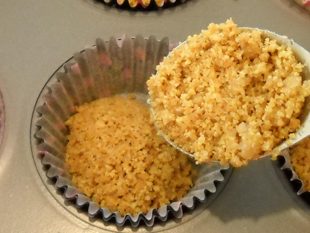Bake It With Booze Raspberry Amaretto Mini Cheesecakes