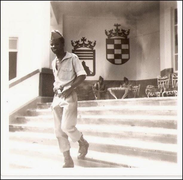 Fotografías de Leganés en blanco y negro. Abuelohara.