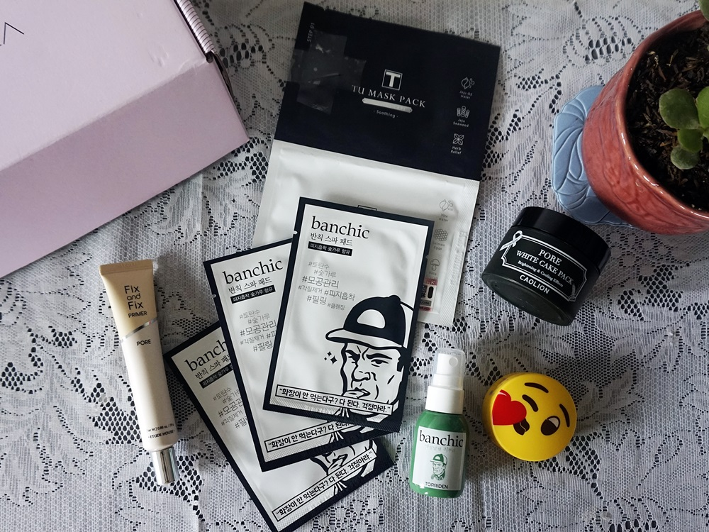 Althea Korea's Dis a Pore Box