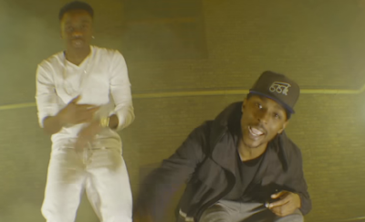 TINCHY STRYDER FT. JME - ALLOW ME [MUSIC VIDEO]