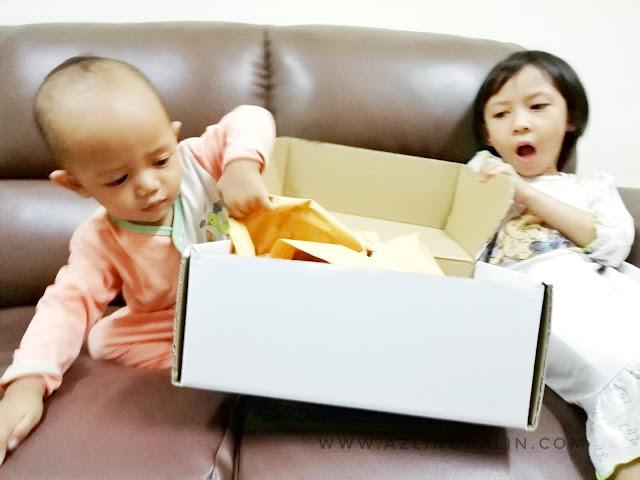SURPRISE BOX LAGI KALI INI DARI WIGGLE BOKS