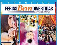Promoção Férias bem Divertidas Shopping Benfica