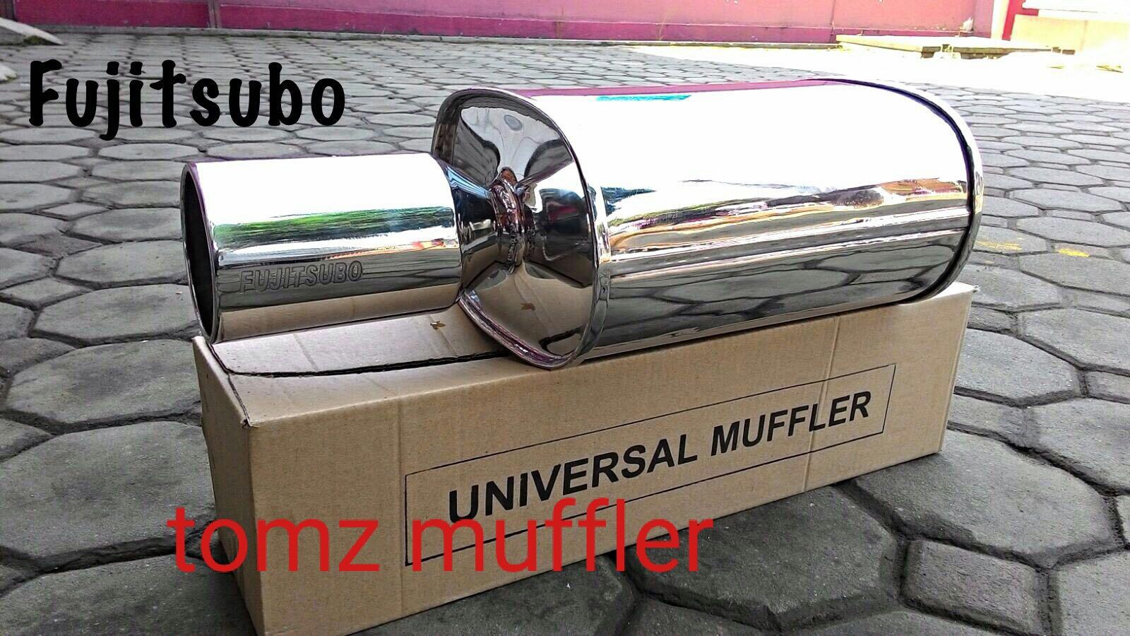 Knalpot Racing Mobil Muffler Js Harga 400000