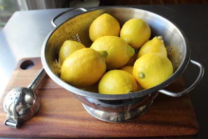 Next Up: Something amongst Lemon