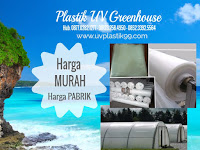 Manfaat Plastik UV Untuk Greenhouse dan Pengeringan (Penjemuran)