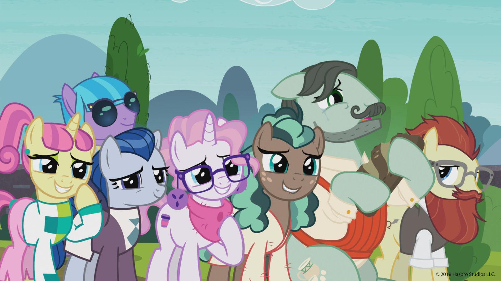 My Little Pony Season 8 Episode 1 - School Daze Part 1 ...