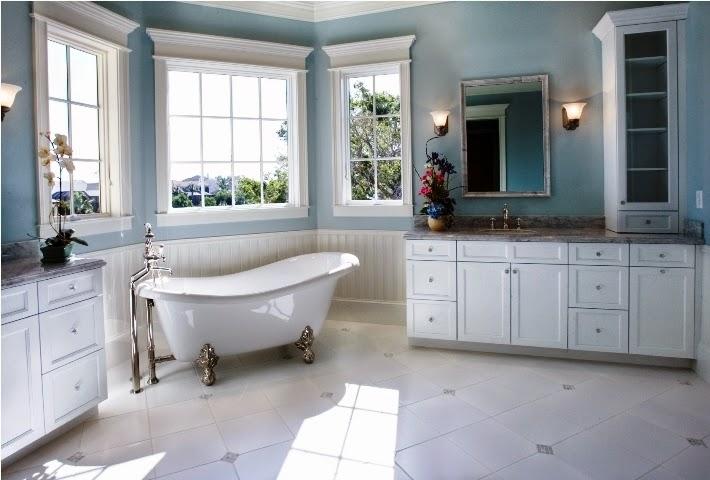 accent wall paint ideas bathroom. Black Bedroom Furniture Sets. Home Design Ideas