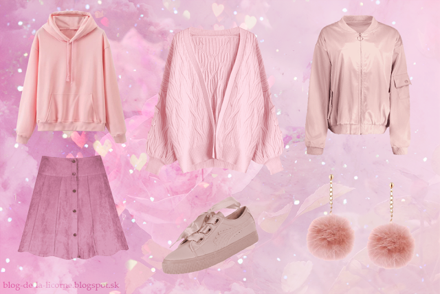 Zaful Pink Clothing