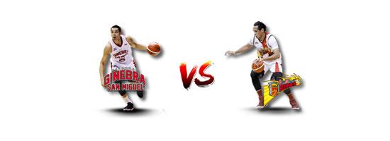 June 3: Ginebra vs SMB, 6:45pm MOA Arena