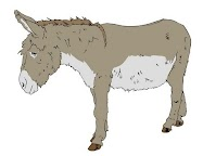 Dongeng Keledai yang Pongah (Aesop) | DONGENG ANAK DUNIA