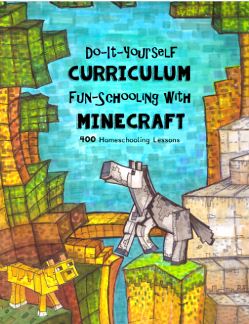 Minecraft using The Thinking Tree