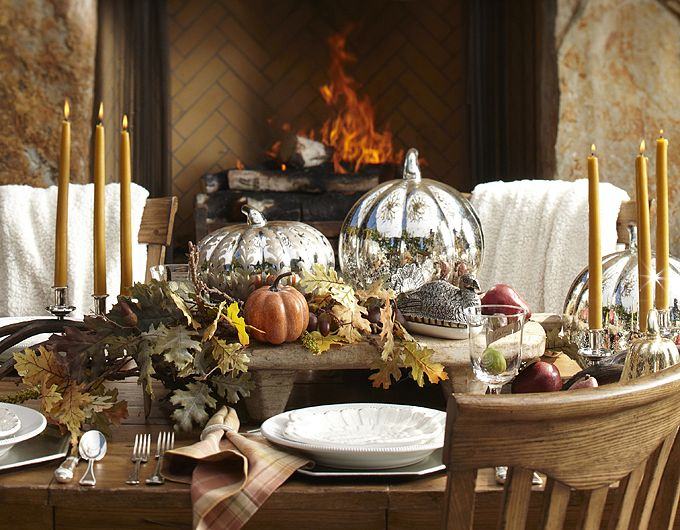 My Great Challenge Fall Decoration On A Budget