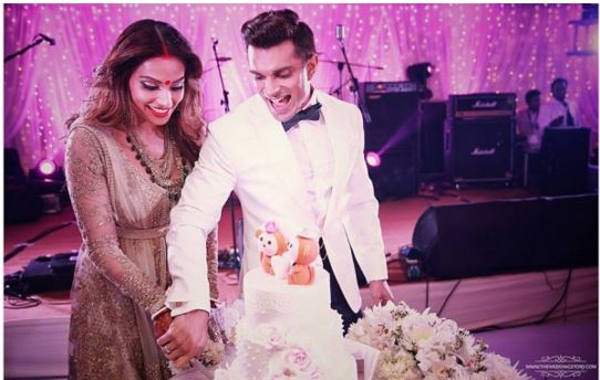 wedding pictures, Bipasha Basu reception pictures,