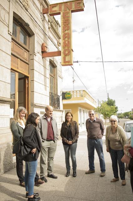La Municipalidad De Pehuajó realizó un aporte a la Sociedad Española de Mones Cazón