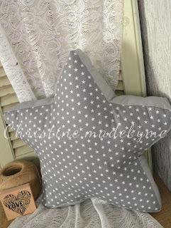 παιδικο μαξιλάρι αστέρι