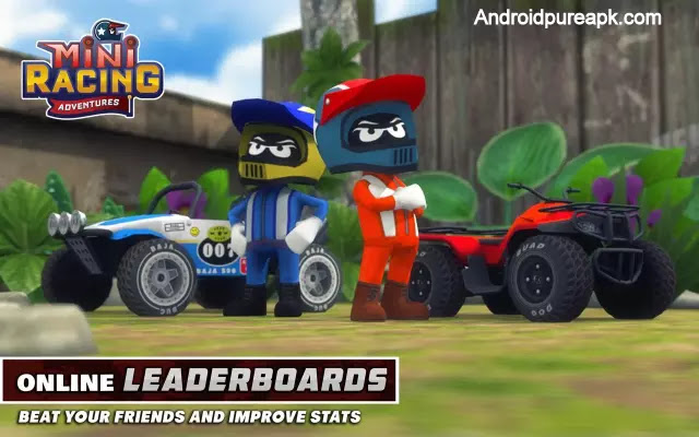 Mini Racing Adventures Mod Apk