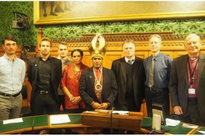 WN UK akan Berenang ke Markas PBB Bawa Petisi Papua Merdeka