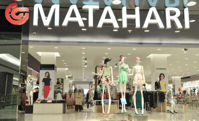 Lowongan Kerja PT Matahari Department Store, Tbk. Terbuka Banyak Posisi dan Penempatan Seluruh Indonesia