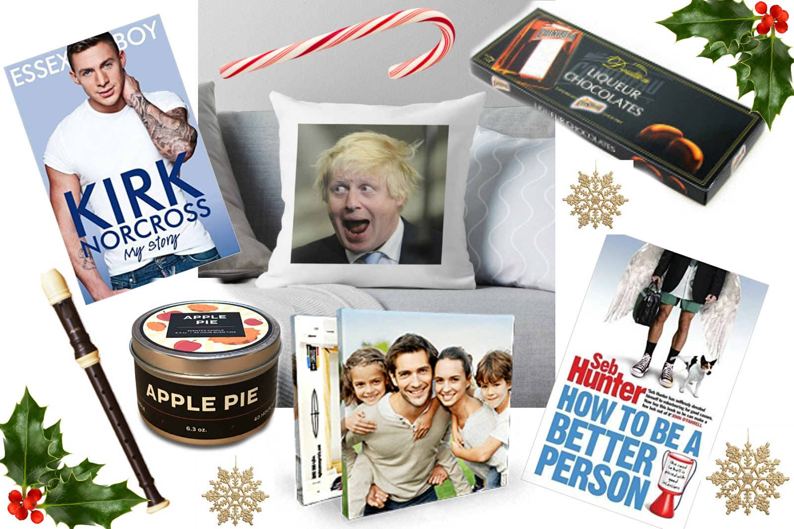 Gifts for people you hate  part 2