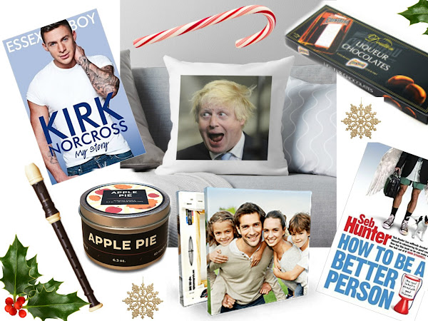 Gift ideas for people you don't like part 2