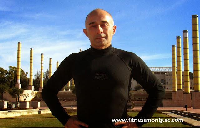 Entrenador Personal Barcelona Fitness Montjuïc