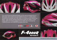United ComponeF4000R Hurricane R Bike Helmet