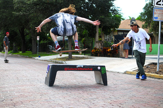 skateboard Nollie galactic g skateshop skateboarding orlando pictures