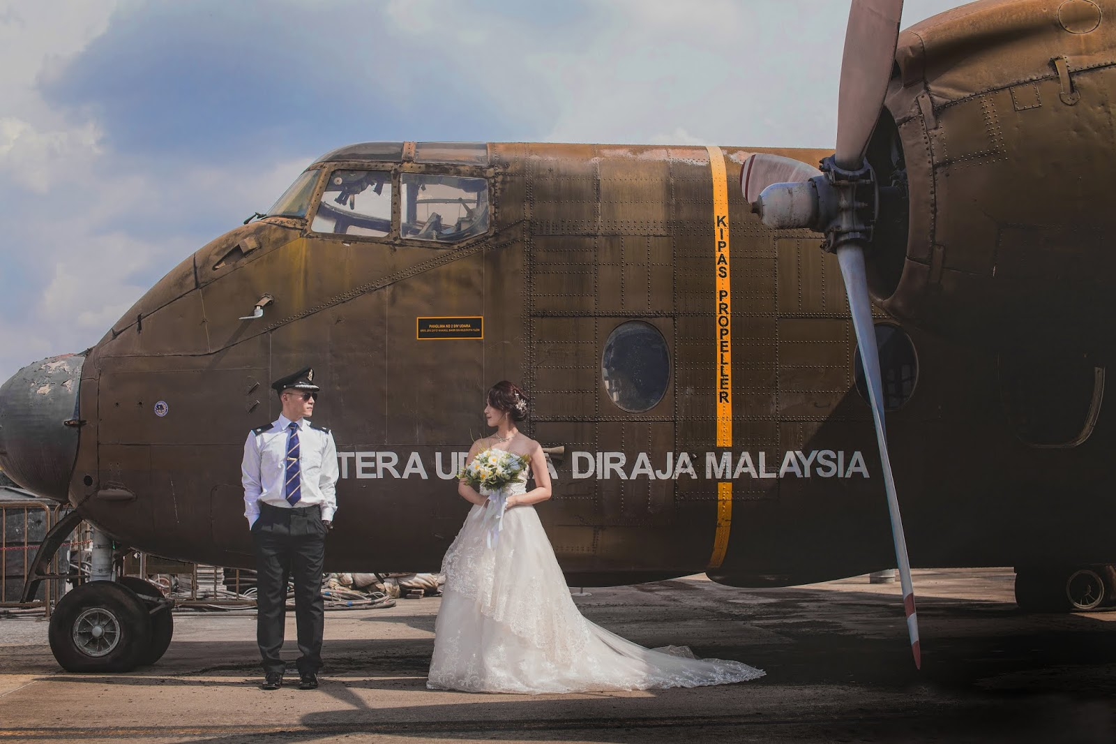 best new wedding photographer Malaysia