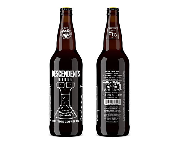 """Descendents to release their own beer """"Feel This"""""""