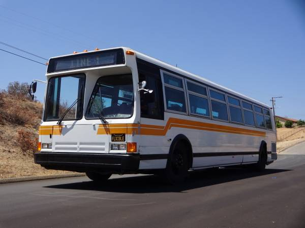 1988 Flxible Metro for sale