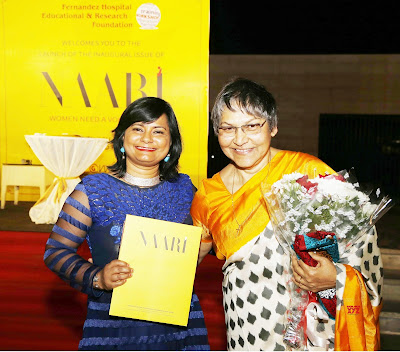 Shilpa-Reddy-launches-NAARI-a-first-of-its-kind-magazine-to-inform-and-empower-women