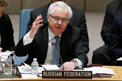 Πέθανε ξαφνικά ο πρεσβευτής της Ρωσίας στα Ηνωμένα Έθνη!