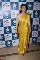 Gorgeous Jacqueline Fernandez  in yellow saree 05.JPG