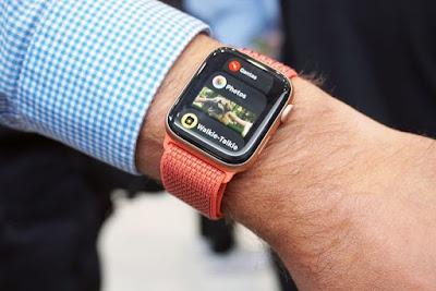 Akurat Untuk Jantung, Apple Watch 4 ECG 98%