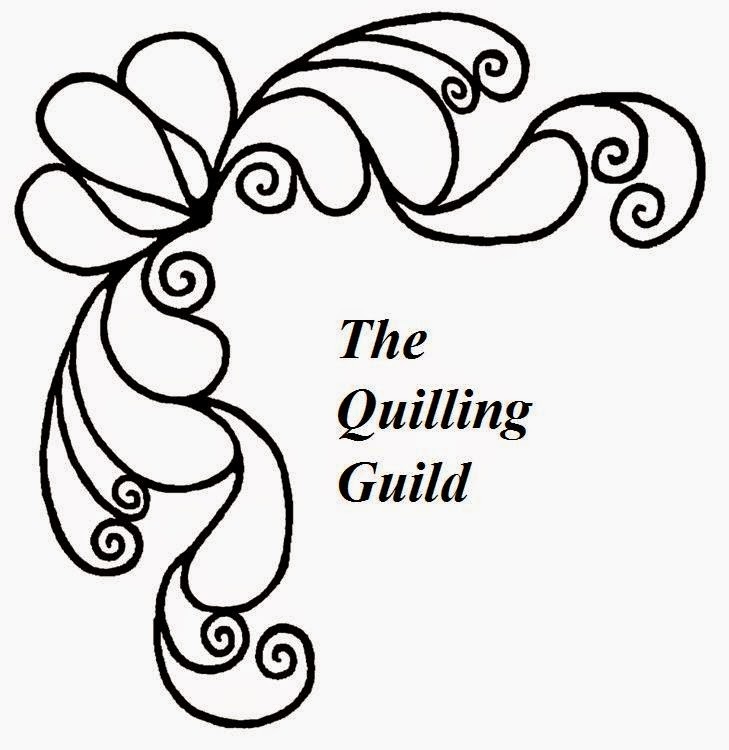 I'm a Member of The Quilling Guild UK