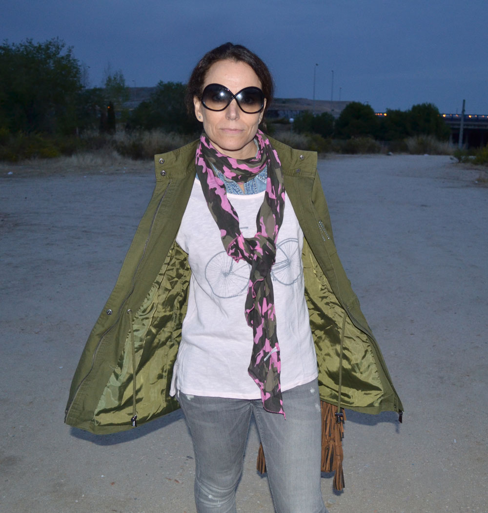 #56 Mais Total Look