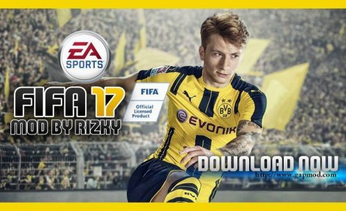 Download FTS Mod FIFA 17 v2 by Rizky