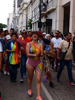Desfile glbt por las calles de centro historico - 1 4