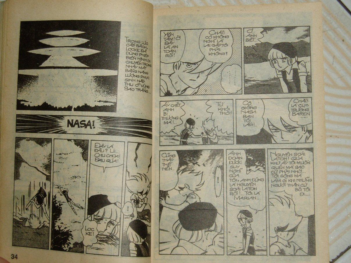 Siêu nhân Locke vol 04 trang 17