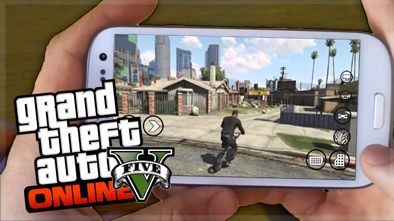 gta 5 mobile apk + data download for android