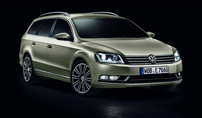 New VW Passat Exclusive