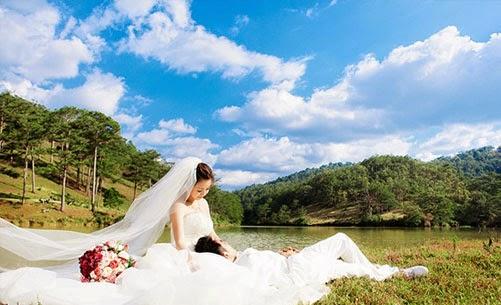 Địa điểm chụp ảnh cưới đẹp ở Đà Lạt ~ Thiên đường mộng mơ3